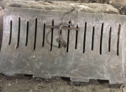 high-hardness steel